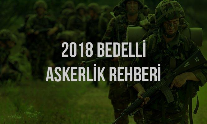 2018 bedelli askerlik rehberi
