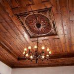 A.039 Bir Göynük evi tavan süsü